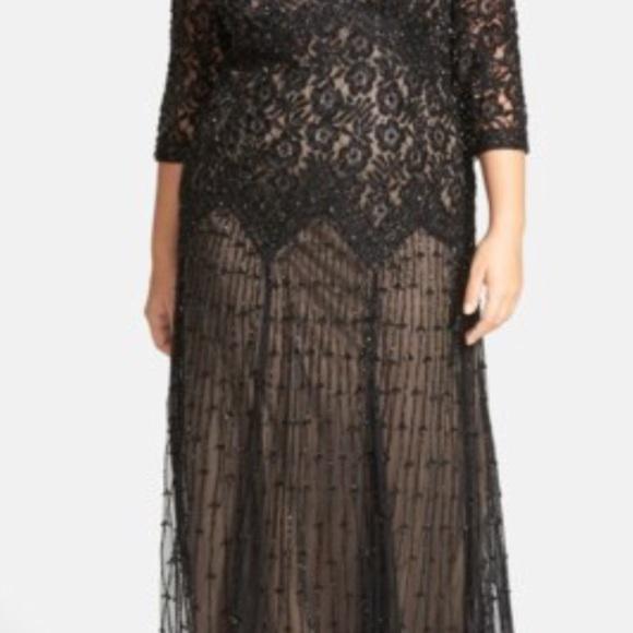 Pisarro Nights Dresses Black Plussize Weddinggowngatsby Poshmark